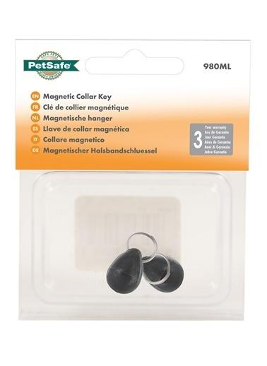 PETSAFE Petsafe Staywell® 980 Ml (400 Ve 900 Serisi) Mıknatıslı Tasma Anahtarı (İkili Paket) Siyah
